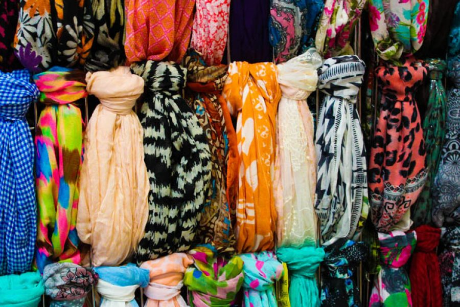 Foulard conquer winter fashion with designs and applications
