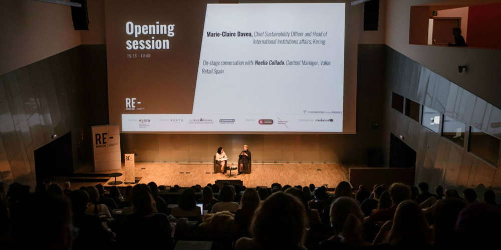 The Barcelona Sustainable Fashion Global Event was held